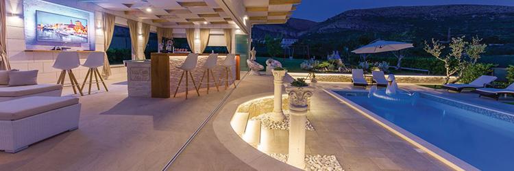 Luxusurlaub in Villen und Ferienhäusern an der prestigeträchtigen Lage der Region Dubrovnik und der Stadt Dubrovnik